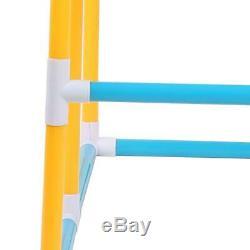 1Set Basketball Shooting Aid Hoops Training Rack Practice Indoor Sport Equipment