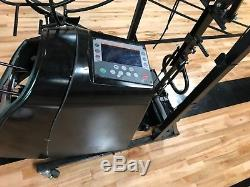 1 Dr. Dish Pro Shoot-A-Way The Gun 8000 Basketball Rebound Shooting Machine