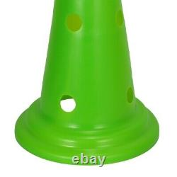 20XFootball Cones Basketball Cones for Soccer Football Drills Training Outdoor