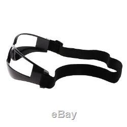 25pcs Basketball Dribble Goggles Training Aid Supplies Black Dribbling Specs
