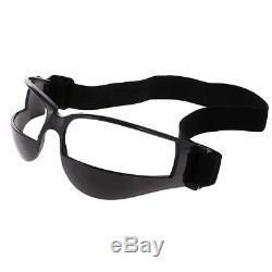 25pcs Black Dribble Specs Dribbling Glasses Basketball Sports Training Aid