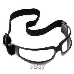 30pcs Black Cool Dribble Specs Dribbling Glasses Basketball Sports Training Aid