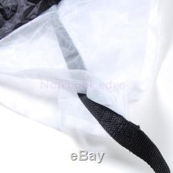 40'' Strength Speed Training Resistance Parachute Running Umbrella Chute Fitness