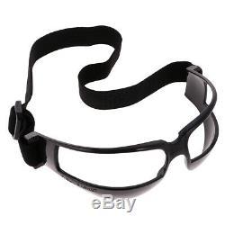 40pcs Black Dribble Specs Dribbling Goggle Basketball Sport Training Aid