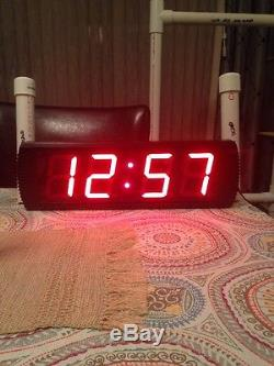 4 Digital Basketball Game Clock