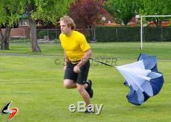 56 Speed Training Resistance Parachute RUNNING CHUTE