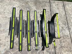6 Nike Sparq Training Speed Hurdles + Ladder +Cones Training Football Basketball