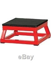 6 Plyometric Platform Box