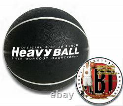 70cm (Women) HoopsKing Weighted Basketball with Training DVD