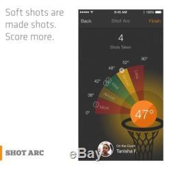 94Fifty Smart Sensor Basketball Training System