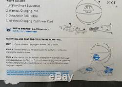 94Fifty Smart Sensor Basketball Training aide Full Size 7 (29.5) Mens