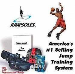ATHLETIC SPEED EQUIPMENT, INC. Jump Sole (medium Size 8-10) Jumpsole Shoes