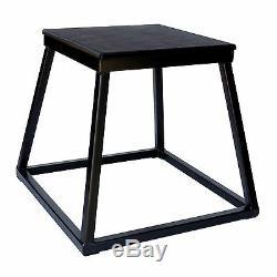Ader Black Plyometric Platform Box- 18