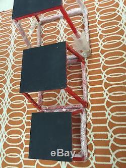 Ader Red Plyometric Platform Box Set- 12,18, 24