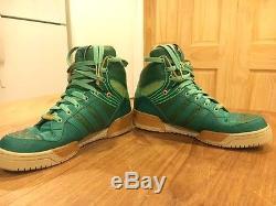 Adidas Originals x Star Wars Attitude Hi Jabba The Hutt size 10 and a half