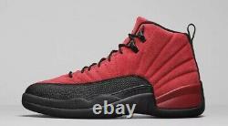 Air Jordan 12 Reverse Flu Game Size 8