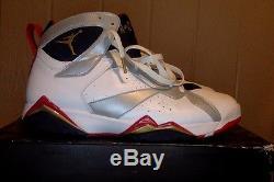 Air Jordan Olympic 7's Retro