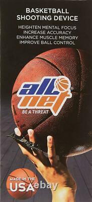 AllNet Basketball Shooting Aid Hoops Training Device, Help Improve