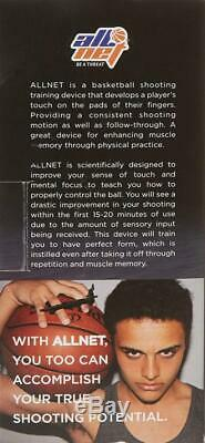 AllNet Basketball Shooting Aid Hoops Training Device, Help Improve Your