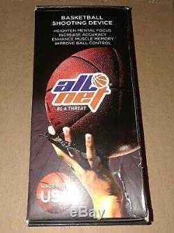 AllNet Basketball Shooting Aid Hoops Training Shooting Device