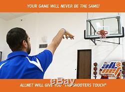 AllNet Basketball Shooting Aid Hoops Training Shooting Device, Help Impro. New