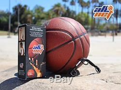 AllNet Basketball Shooting Aid Hoops Training Shooting Device, Help Impro. New