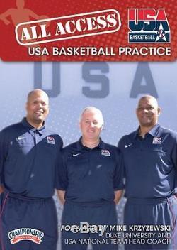 All Access USA Basketball Practice