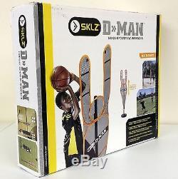 Amazing SKLZ D MAN Hands Up Defensive Mannequin Multi Sport Basketball Trainer
