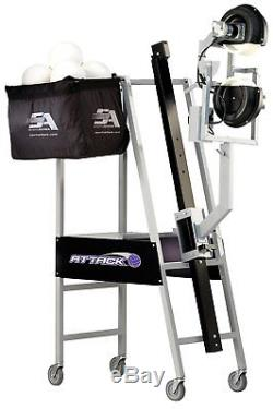 Attack Volleyball Machine, A Professional Training Tool (Mens Programs) For Serv