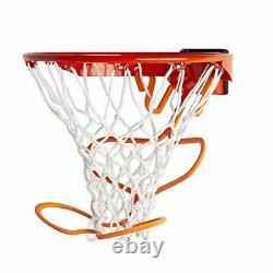 Back Atcha Ball Return Training Aid for Basketball Shooting Practice (Orange)