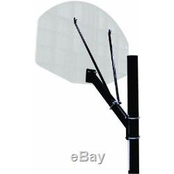 Backboard Mounting Basketball Pole, No 8844, Huffy Sports