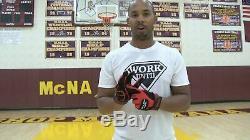 Ball Hog Gloves Weighted Anti Grip Ball Handling X-Factor Basketball Traini