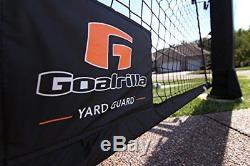 Ball Returns & Guard Nets Goalrilla Basketball Yard