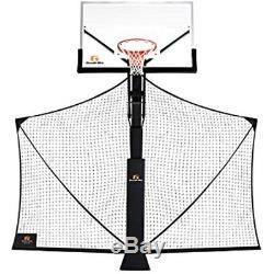 Ball Returns & Guard Nets Goalrilla Basketball Yard Defensive System