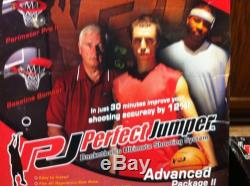 Baseline Bomber Basketball Training Aid From Perfect Jumper