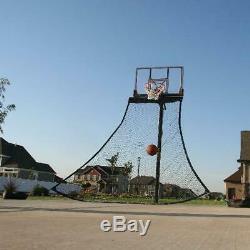 Basketball Ball Return Net Catcher Sports Game Ball Back Practice Training Aid