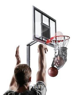 Basketball Ball Shoot-Around Return Trainer Develop Rythhm Training Equipment