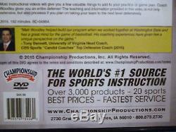 Basketball Coaching Training Drills 2 DVD Secrets Pack Line Defense Bonus Notes