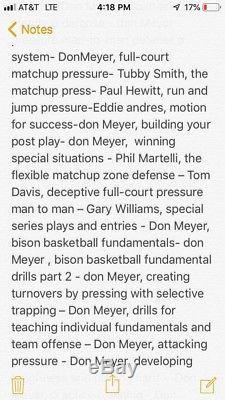 Basketball Coaching Videos
