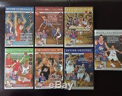 Basketball DVD Learning Training