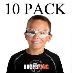 Basketball Dribble Goggles 10 Pack Soccer Training Glasses Ball Control Workout