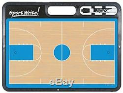 Basketball Dry Erase Board Coaching Tactical Tactics Formations Plays Kit NEW