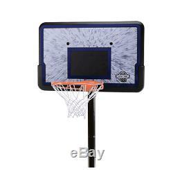 Basketball Hoop Kids Boys Girls Play Men Women Outdoor Net Lifetime Portable