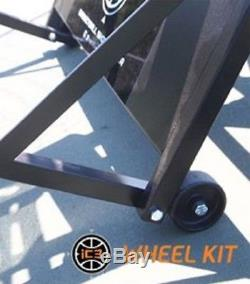 Basketball Hoop Shot Trainer Exercise Cardio Sports Fitness Portable Team Fun