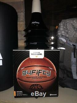 Basketball MVP Package 94Fifty Ball RipCones Backpack Shoes (Size 10.5)