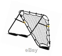 Basketball Rebounder Portable Folds Flat Perfect Training Player Solo Assist New