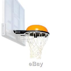 Basketball Rebounder Rim Cover Rebounding Dome Rebound Trainer Aid