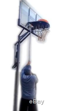 Basketball Rebounder Rim Cover Rebounding Dome Rebound Trainer Aid