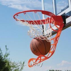 Basketball Return Chute Hoop Accessory Orange Ball Shooting Practice Training