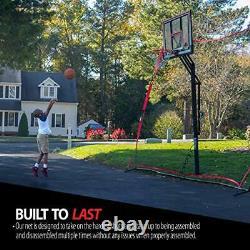 Basketball Return Netting and Rebounder Barrier Net Yard Guard Backstop